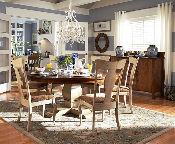 Arts And Crafts Dining Table Craftsman Chair Mission