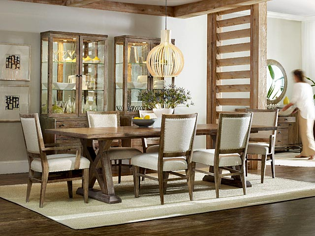 Stickley Dining Room | Craftsman Style Dining Table | Mission ...