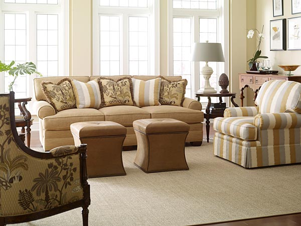 Mission Style Living Room Furniture Stickley Living Room  : lr3 taylormadecont from www.fedde.com size 600 x 450 jpeg 56kB