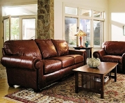 Stickley Craftsman Leather