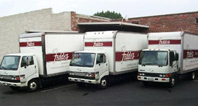 Fedde Furniture Delivery Fleet
