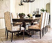 Click to see more Custom Dining
